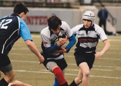 Trevor rugby sevens